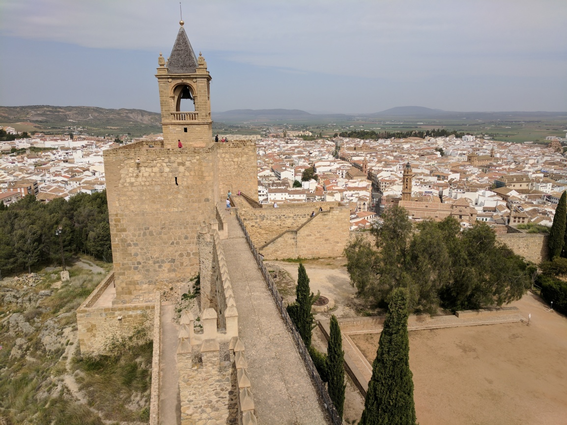 Serrato to Antequera
