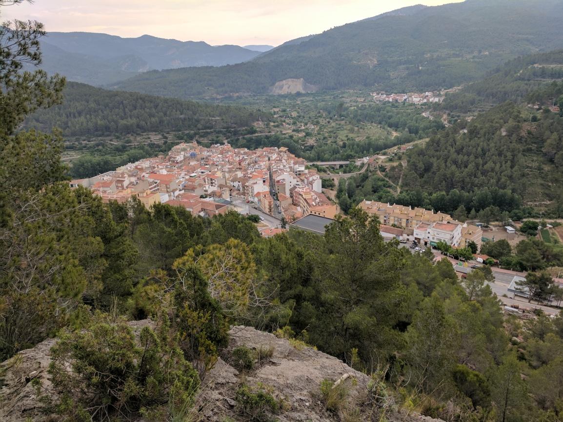 Chelva to Montanejos
