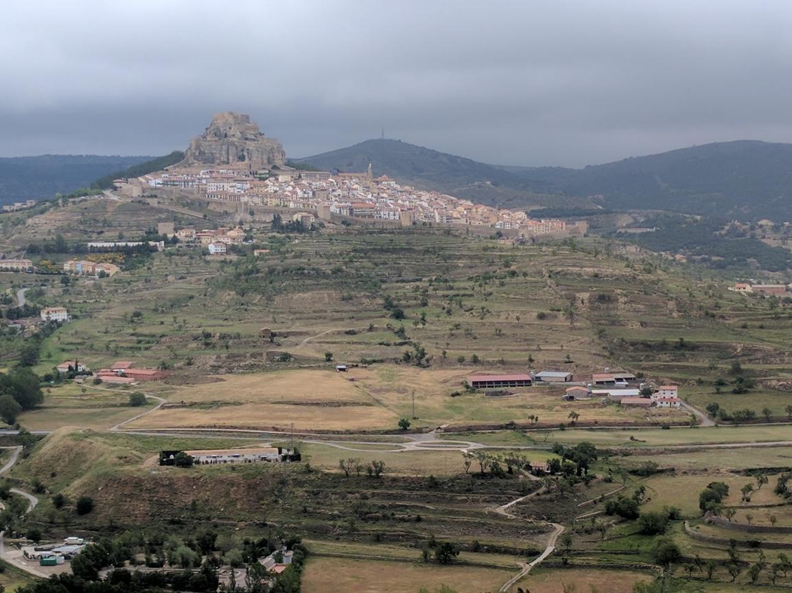 Montanejos to Morella