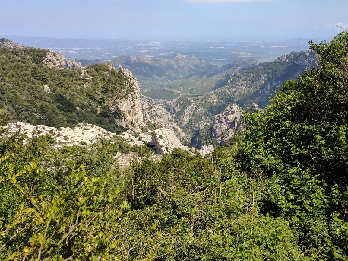 Morella to Rasquera