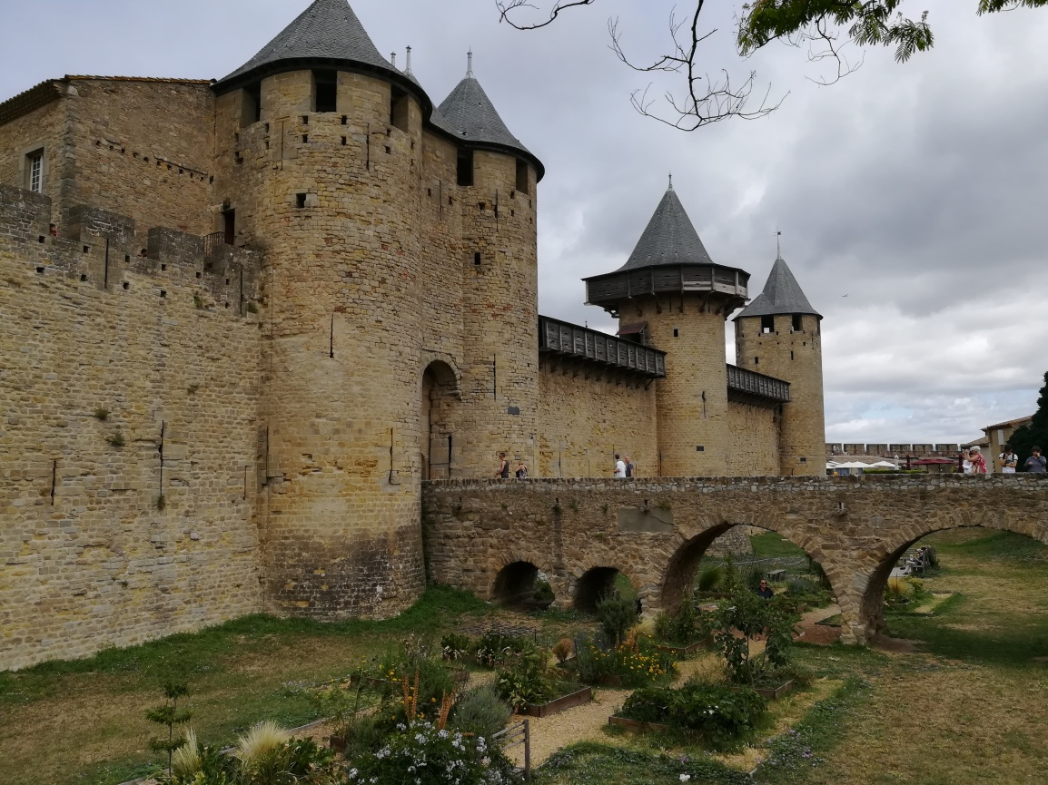 Termes to Carcassonne