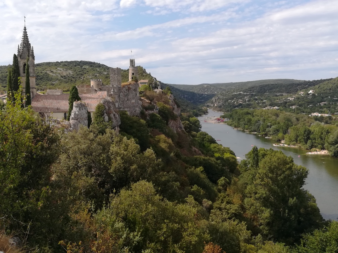Villefort to Saint Martin d'Ardeche