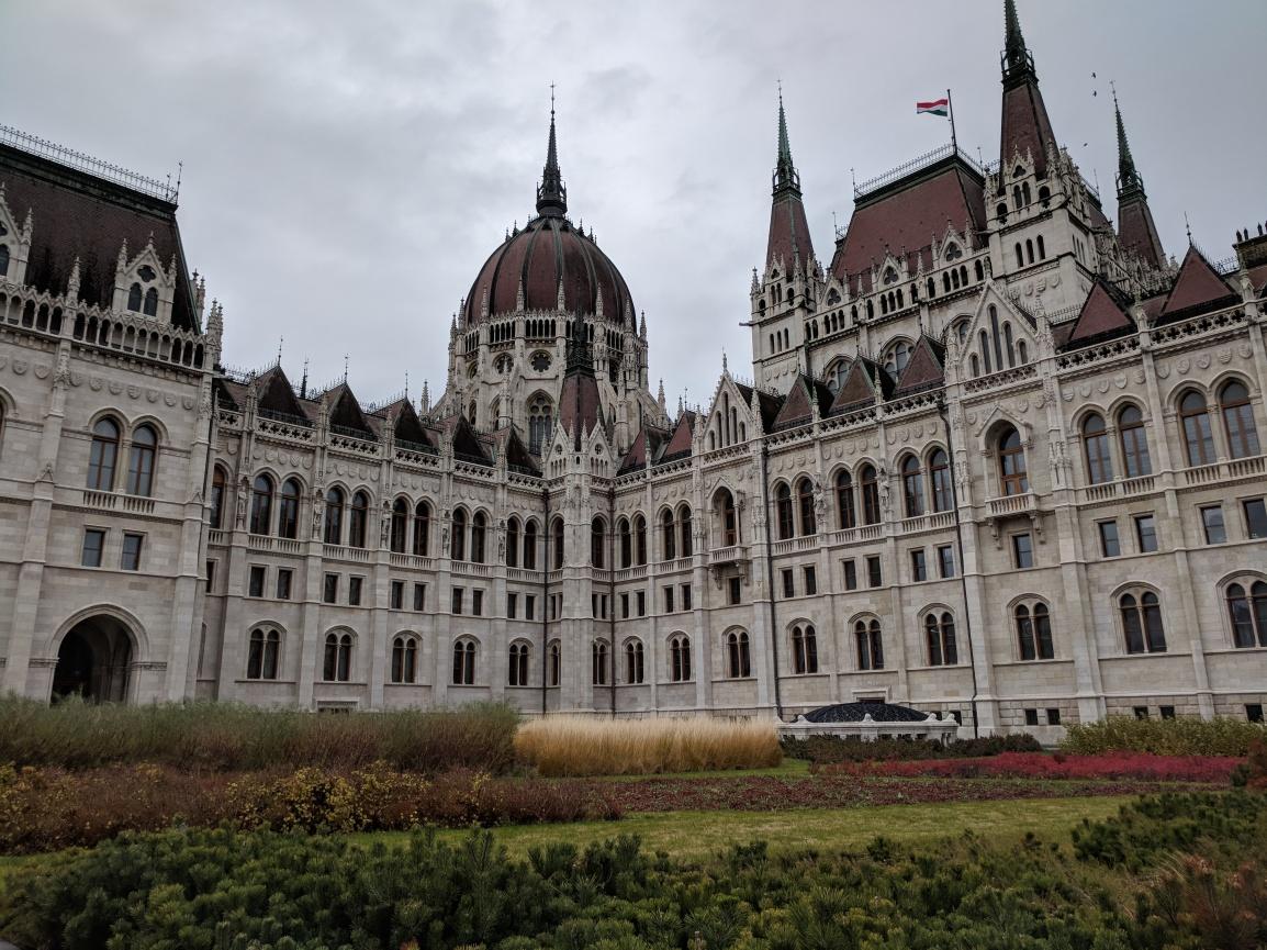 Nagyvazsony to Budapest